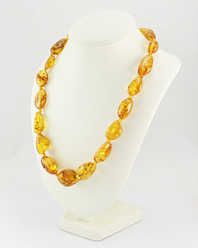 Lovely Candy Beads From Natural Baltic Amber